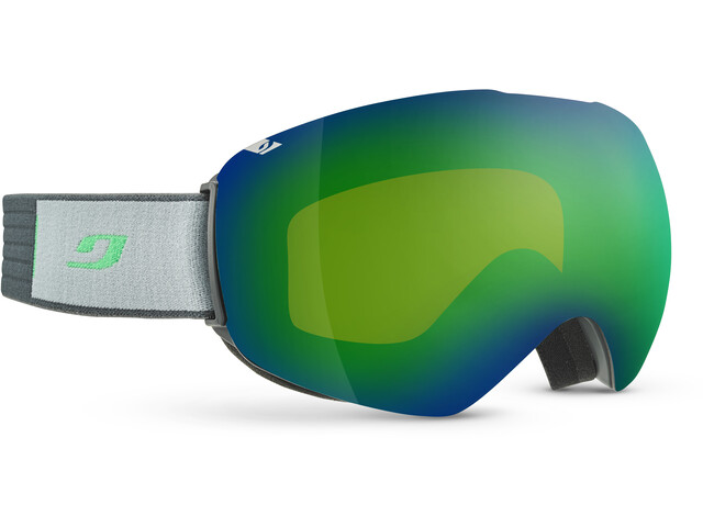 Julbo Spacelab Goggles, gris/verde
